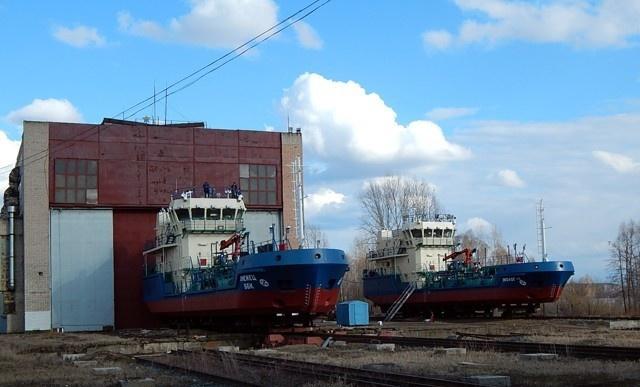 судостроительный завод в сосновке