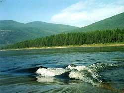 река Витим