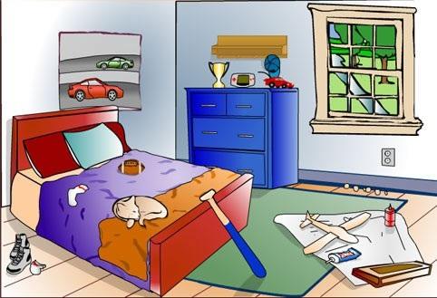 Комната моей мечты сочинение