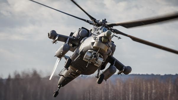 вертолет ми 28