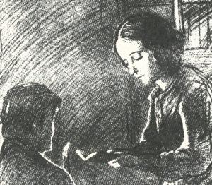 Соня Мармеладова образ