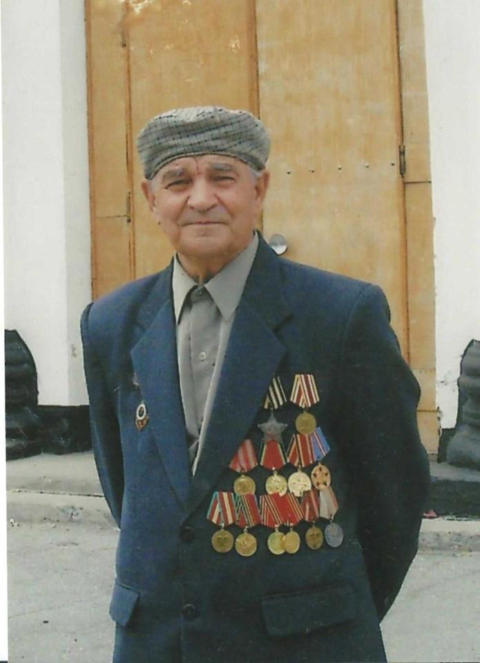 Алпатикова Павел Иванович