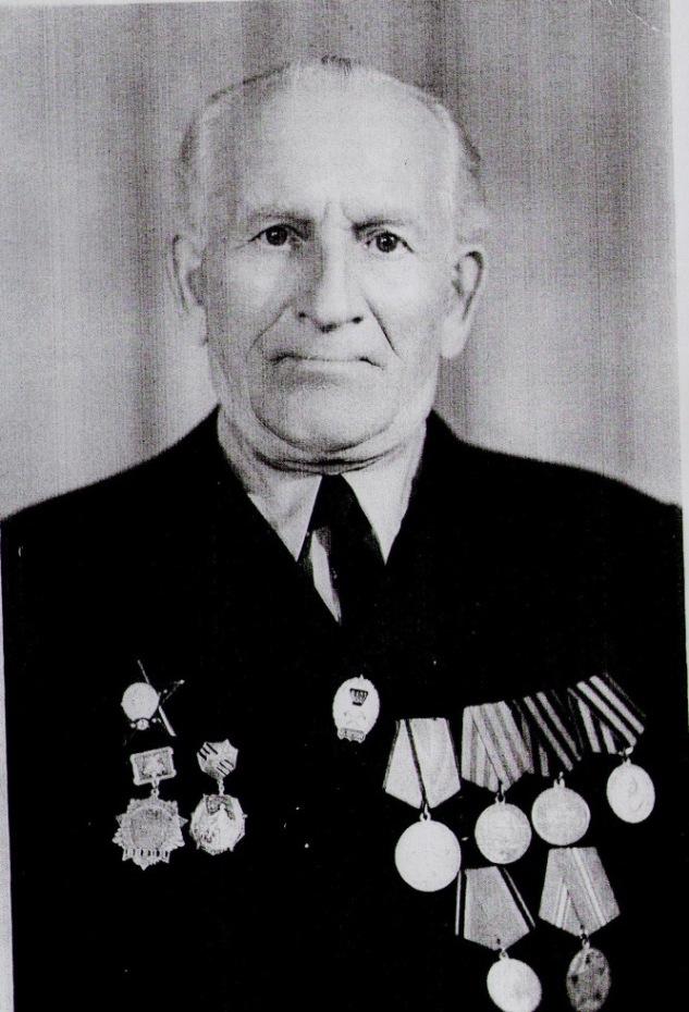 Ершов Иван Тихонович