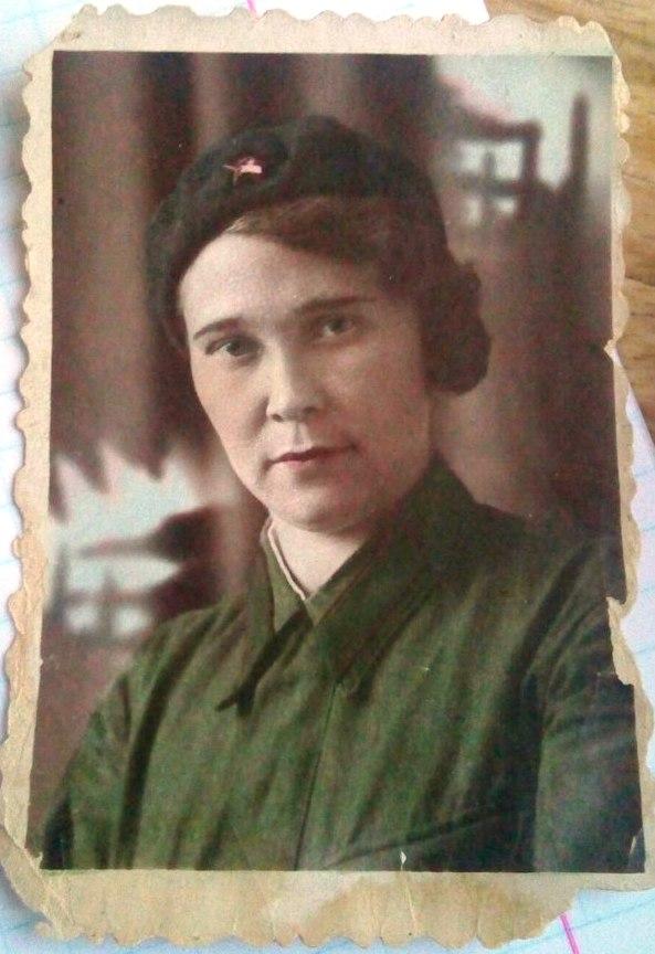 Глазырина Лидия Гавриловна