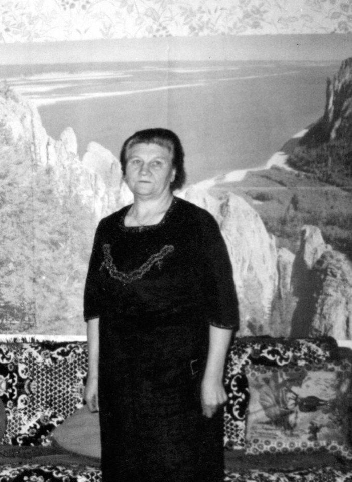 Орлова Любовь Васильевна
