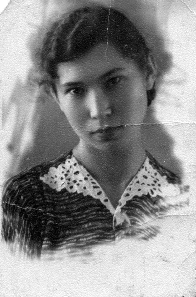 Пашковская (Демина) Руфина Романовна