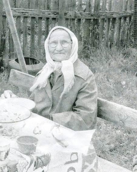 Барабанова Клавдия Ивановна