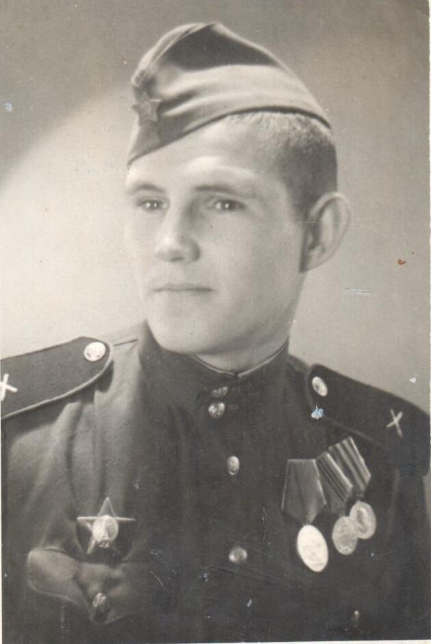 Безгин Савелий Васильевич