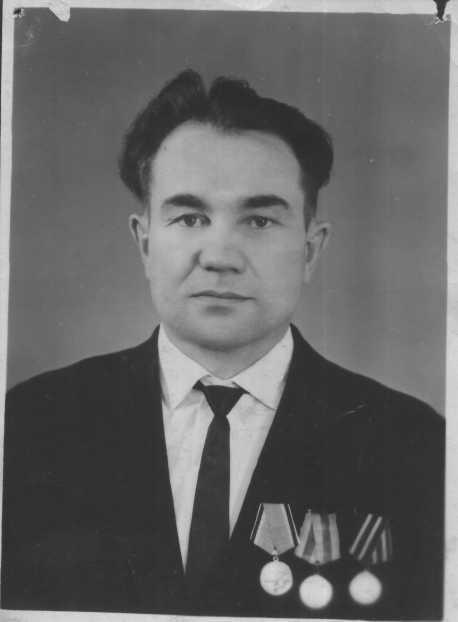 Рыжков Василий Михайлович