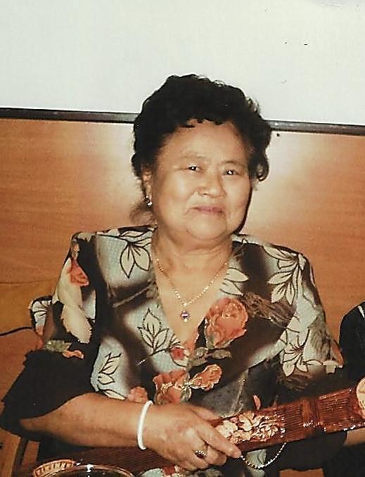 Ким Зинаида Николаевна