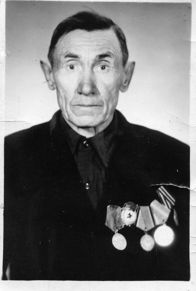Сороковиков Николай Федорович