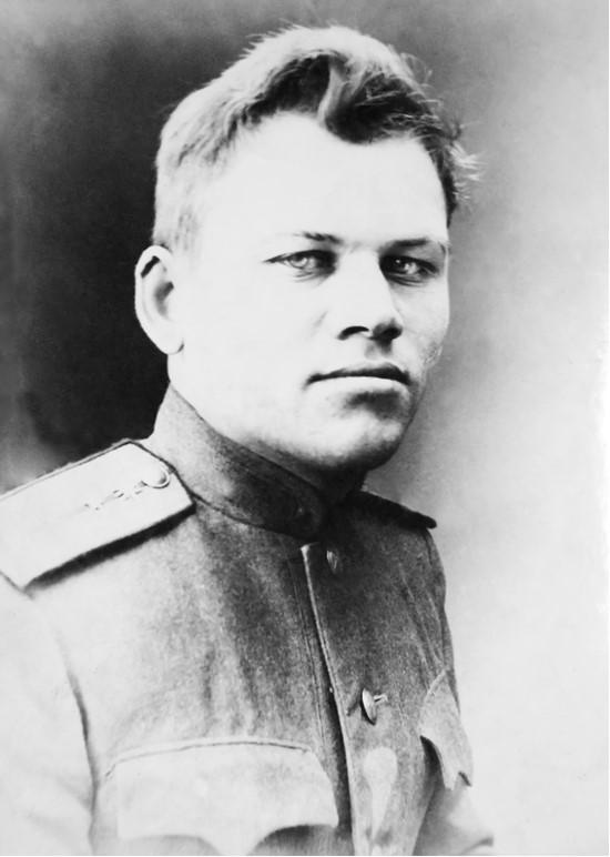 Пономарев Павел Леонтьевич