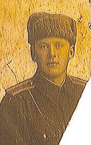 Косарев Фёдор Никандрович
