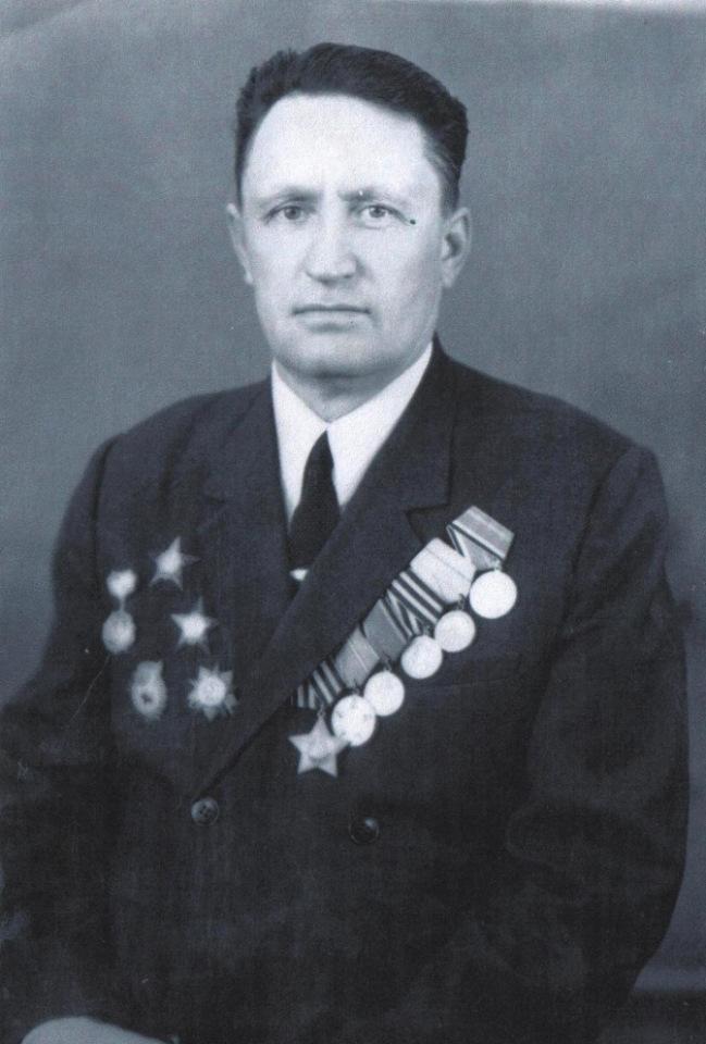 Родякин Николай Павлович 1 мая 1944 года