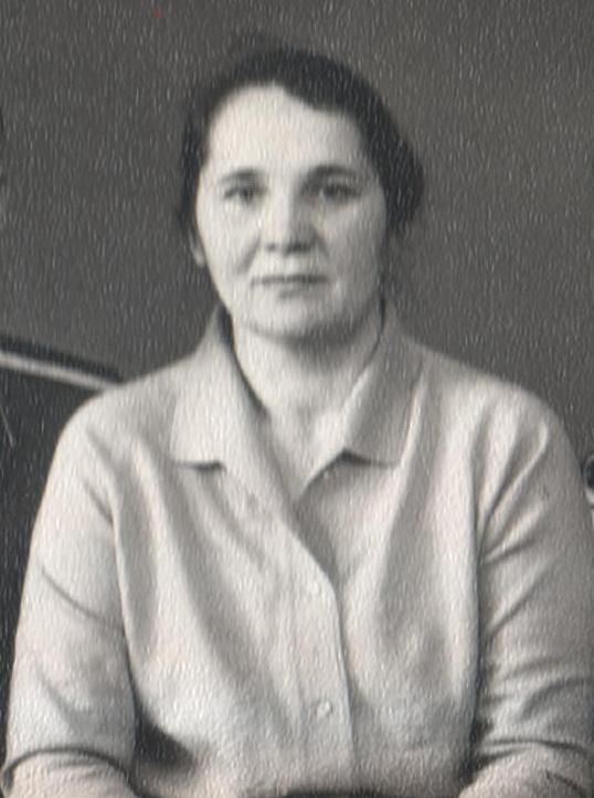 Мальцева (Шульженко) Юлия Кузьминична
