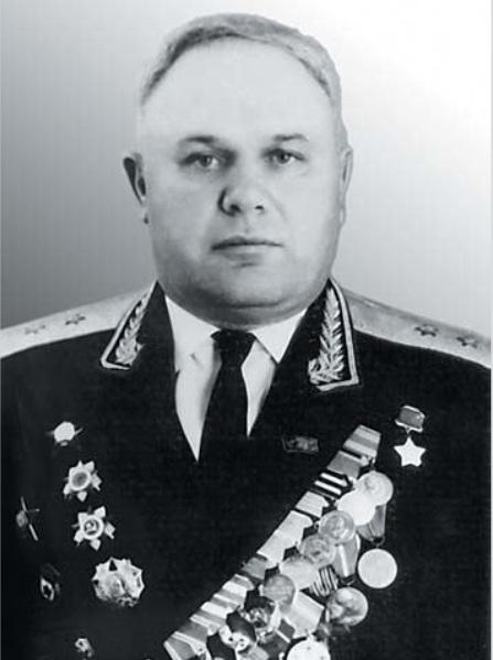 Штанько Степан Федотович
