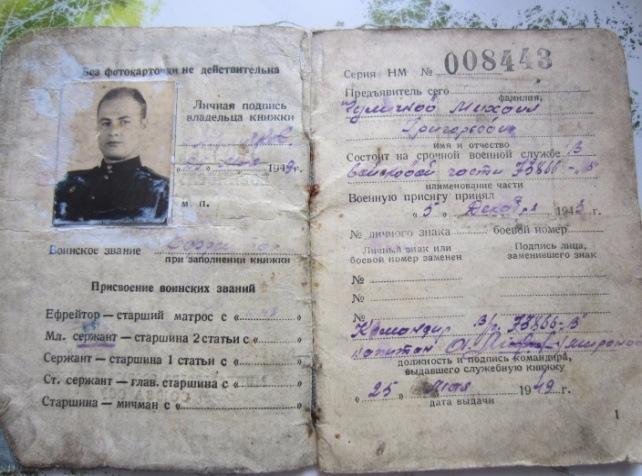 Чуличков Михаил Григорьевич
