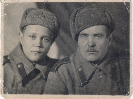 Рыбаков Алексей Яковлевич