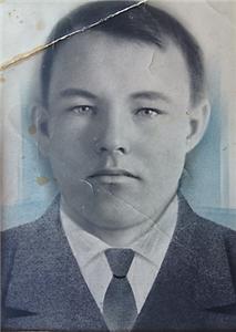 Хализов Григорий Иванович