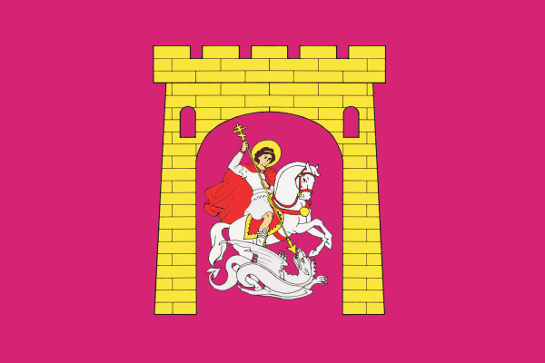 Флаг Георгиевска Ставропольский край