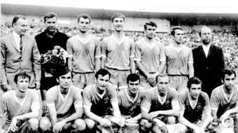 Бесков и Динамо