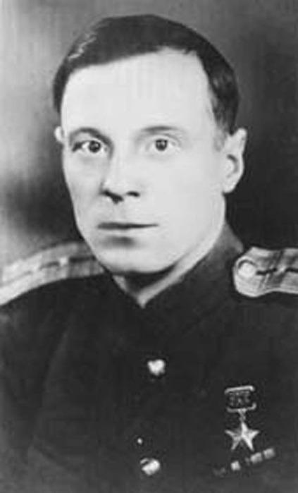 Малышев Фёдор Алексеевич
