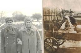 Альбина и Константин Циркулевские. Советское время
