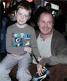 Андрей Панин с сыном фото