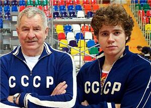 Кузьма Сапрыкин и Иван Едешко фото