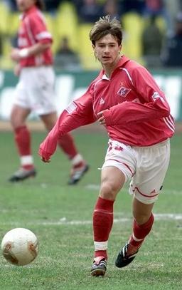 Дмитрий Сычев фото в форме Спартака