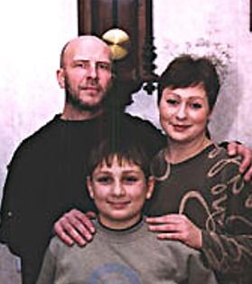 Мария Аронова в модости фото с семьей