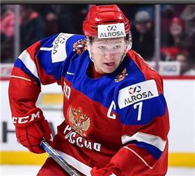 Кирилл Капризов хоккеист фото