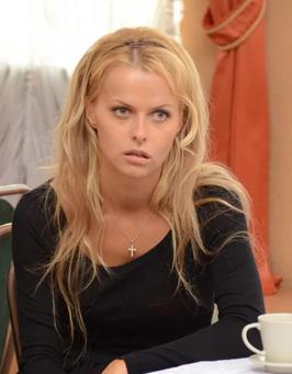 Анна Лутцева в платье фото