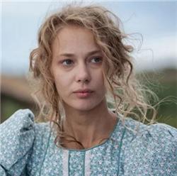 Анна Лутцева в сериале Вольная грамота фото