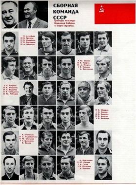 Сборная СССР по хоккею 1972 года фото