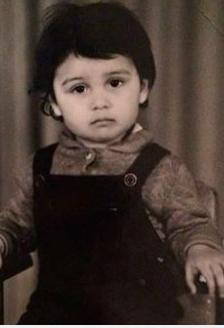 Равшана Куркова в детстве фото