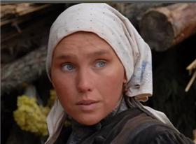 Дарья Екамасова фото в сериале жила была одна баба