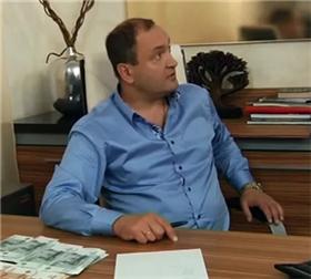 Ершов в сериале Реальные Пацаны в роли Оборина фото