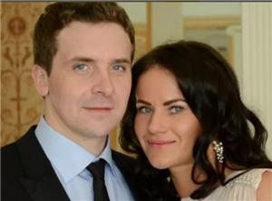 Базанов с женой фото