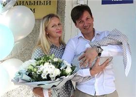 Вячеслав Мясников с женой фото