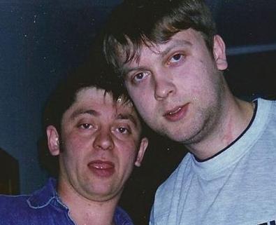 Брекоткин и Светлаков в молодости фото