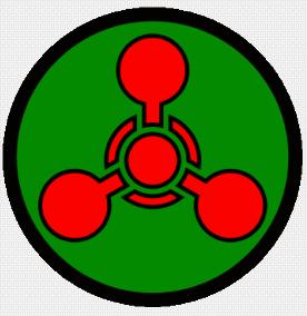 Химическое оружие знак