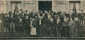 Участники Гаагской конференции