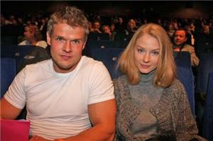 Яглыч и Светлана Ходченкова