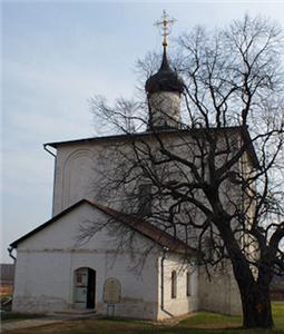 Церковь Бориса и Глеба фото