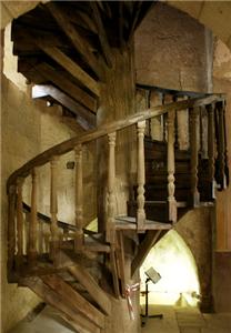 Внутри церкви Бориса и Глеба
