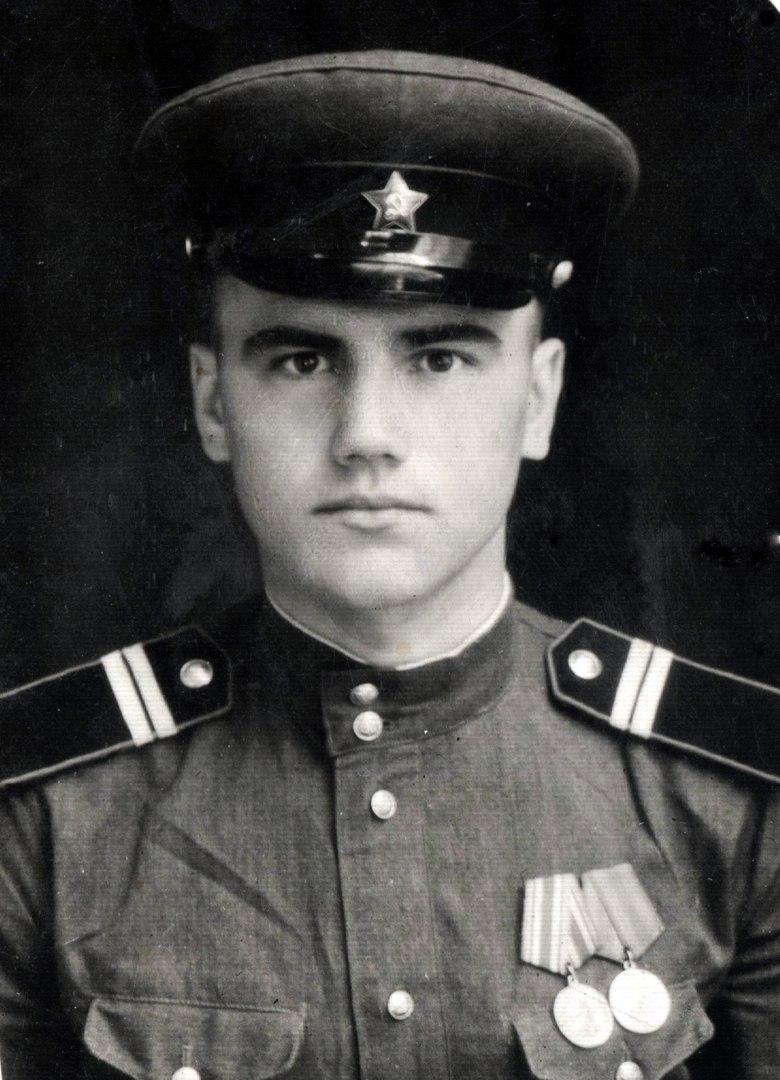 Амельченко Василий Кириллович