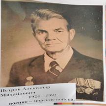 Петров Александр Михайлович