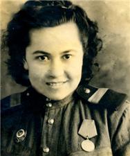 Андриянова Мария Тарасовна