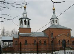 Церковь в Собинке